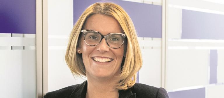 Lena Winkler, Leiterin Personal & Organisation bei der VBW Bochum.
