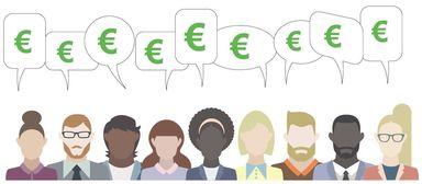 Je mehr übers Gehalt gesprochen wird, umso leichter fällt es Einsteigern, ihren Wert fürs Unternehmen einschätzen zu können.