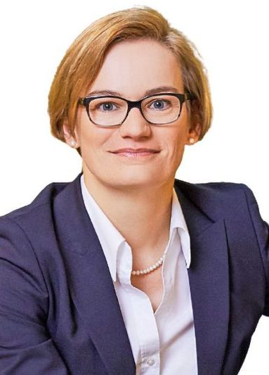 Claudia Theisel, Direktorin People & Office Management.