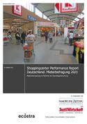 Shoppingcenter Performance Report Deutschland 2021