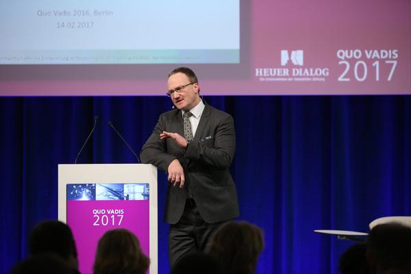 Bild: Heuer Dialog Urheber: Alexander Sell Fotografie