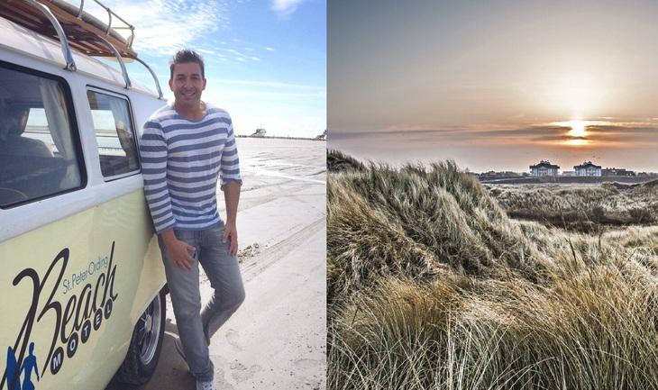 Bild: Jens U. Sroka, Geschäftsführender Inhaber Beach Motels und Bretterbude